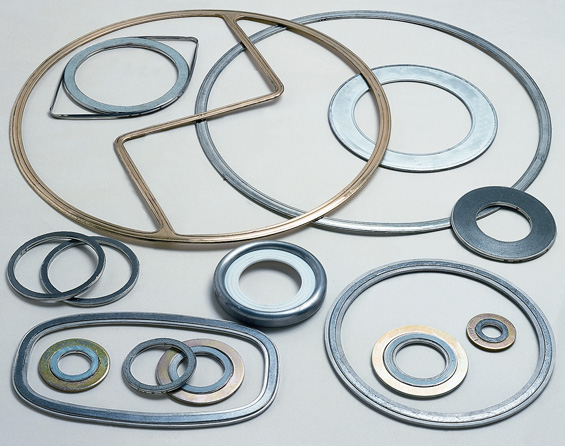 Metal Plastic Gaskets - Catalogue, Industrial Gaskets